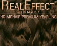 Premium Mohair HQ 10g Yearling F04 Medium Brown