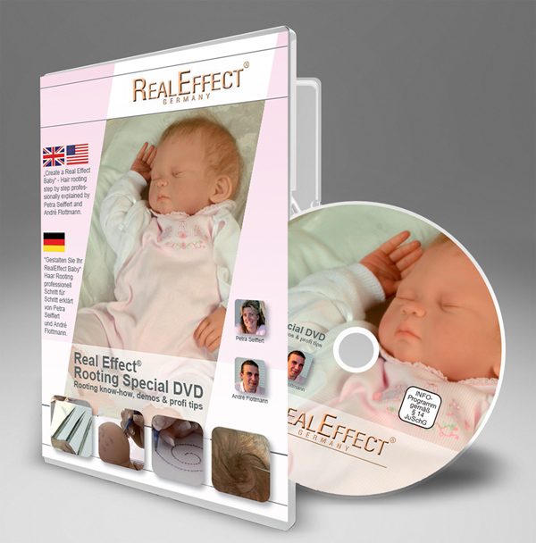 Real Effect Rooting Special DVD