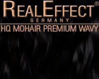 Premium Mohair HQ 10g Wavy F08 Black