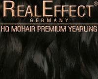 Premium Mohair HQ 10g Yearling F07 Deep Dark Brown