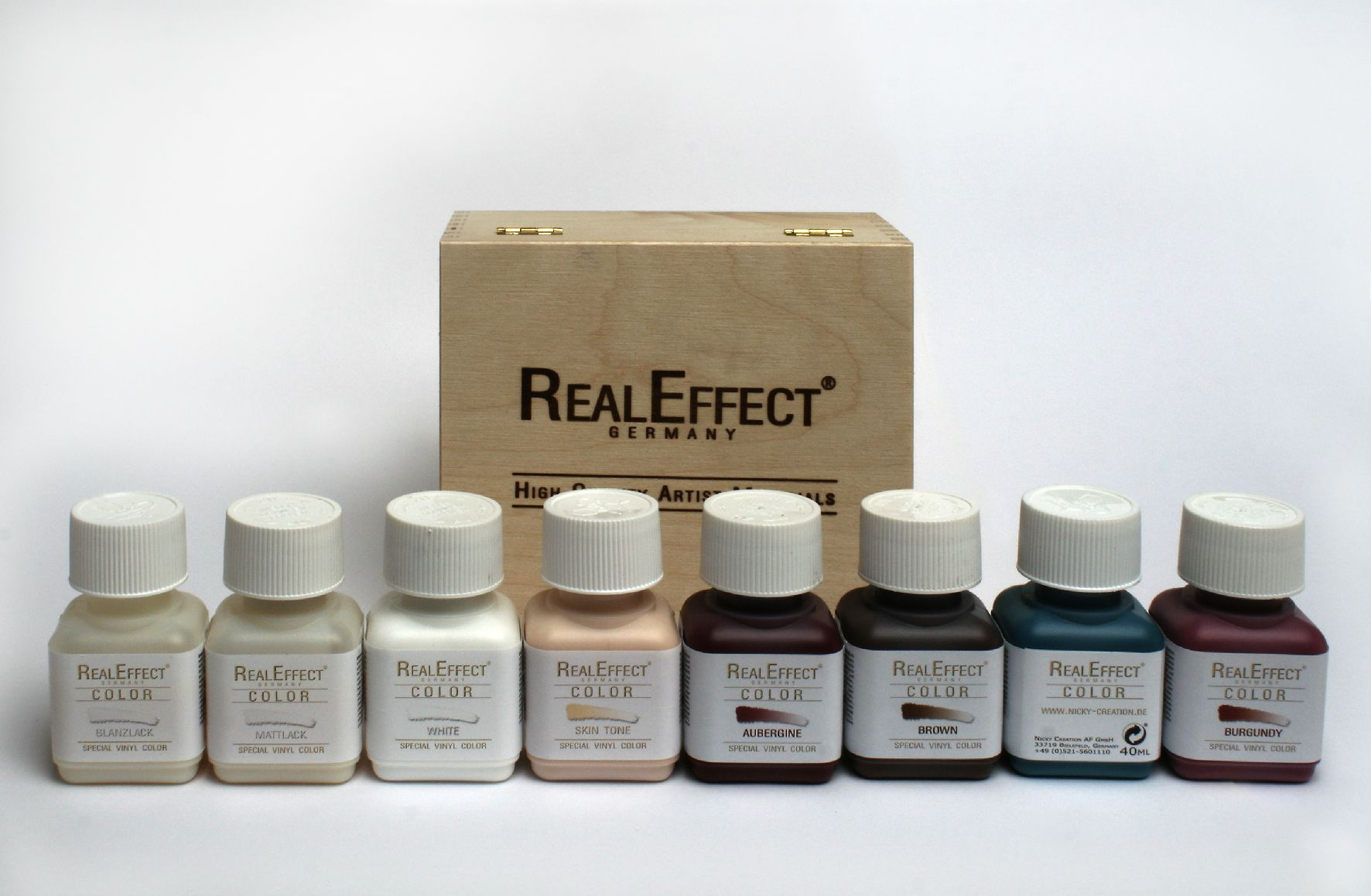 Real Effect Color 40ml