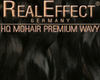 Premium Mohair HQ 10g Wavy F07 Deep Dark Brown
