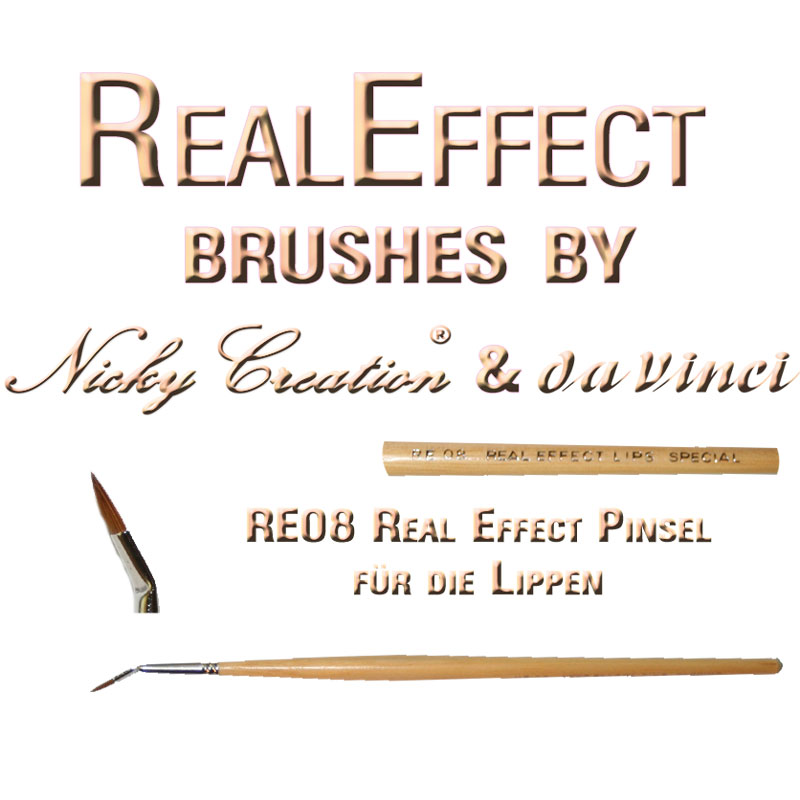 Real Effect RE09 Special Nicky Creation & Da Vinci Germany