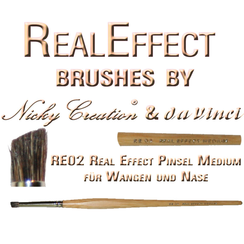 Real Effect RE03 Small Nicky Creation & Da Vinci Germany