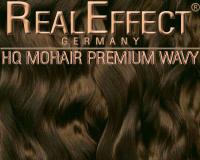 Premium Mohair HQ 10g Wavy F04 Medium Brown