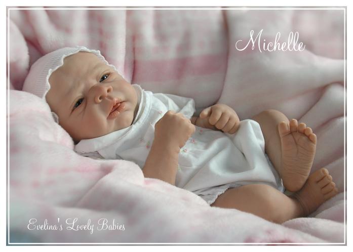 Michelle by Evelina Wosnjuk