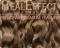 Premium Mohair HQ 10g Yearling F01 Blonde