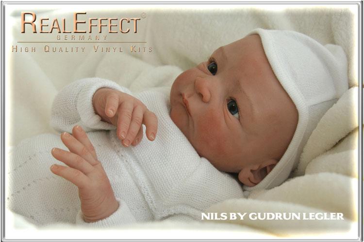 Nils by Gudrun Legler