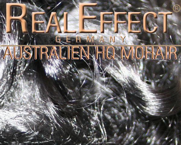 Australisches Mohair Kids HQ schwarz WS 10g